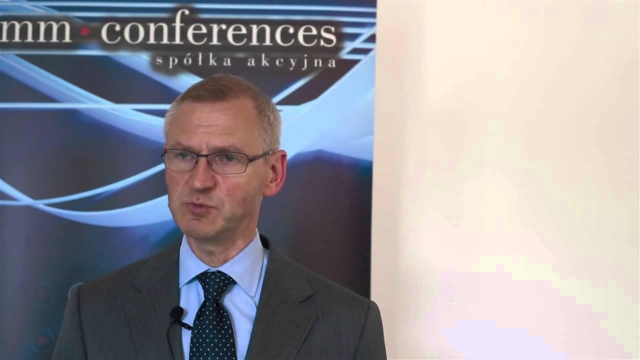 Mariusz Grendowicz, Prezes zarządu Polskich Inwestycji Rozwojowych o  rozwoju infrastuktury w Polsce