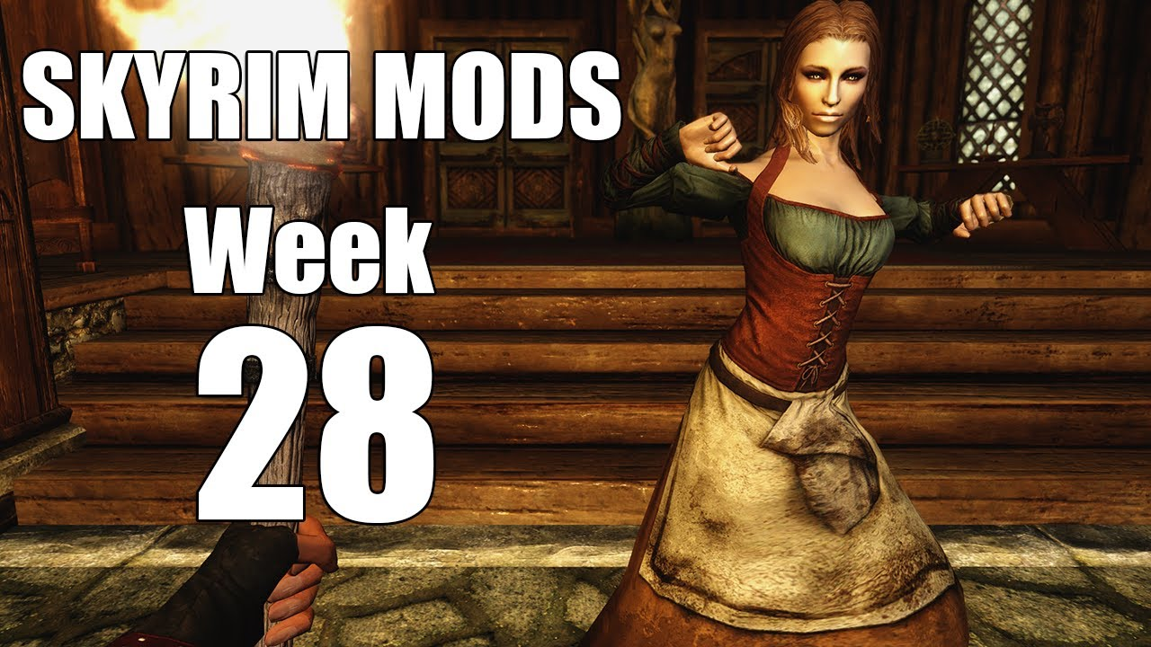 Skyrim Mods Week 28 Build Your Own House Music And