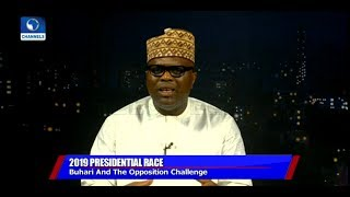 Presidential Aspirant, Tope Fasua Promises To Grow Nigeria's Economy By At Least 15% Yearly