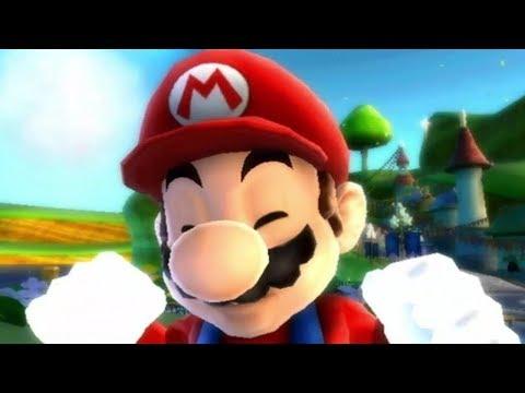 Super Mario Galaxy - Complete Walkthrough (All Galaxies)