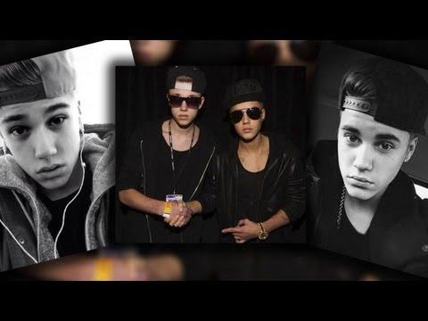 Justin Bieber Meets His