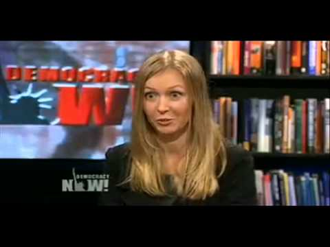 J.P. Morgan Chase Whistleblower Alayne Fleischmann on Democracy Now