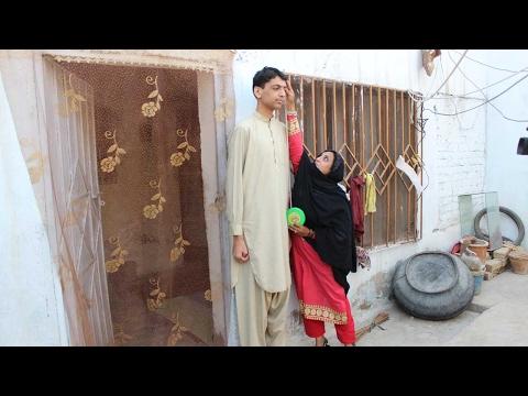 66 Inch Tall Pakistani Teen