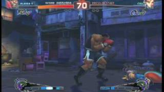 Super Street Fighter 4 - Gameplay Video 20