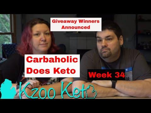 carbaholic-does-keto-34-week-update- -dash-mini-waffle-maker-giveaway-winners