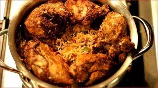 How To Make Kuzhi Mandi Chicken Mandi