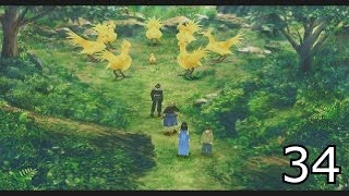 Final Fantasy VIII Walkthrough Part 34 - Chocobo Forest Sidequest HD