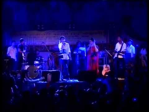 Pokhi Pokhi Mon Mur_1st LIVE Performance_PAPON & RIHANNA