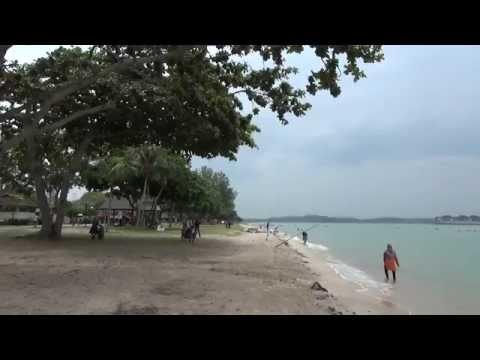 Spotting at Changi Beach - Singapore
