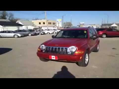 2006 Jeep Liberty Limited 4x4 - Winnipeg Bad Credit SUV Loans