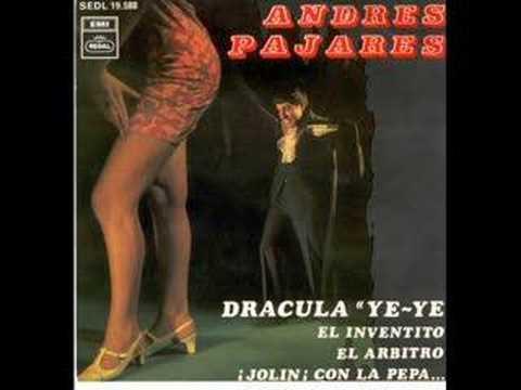 Andres Pajares Dracula ye ye