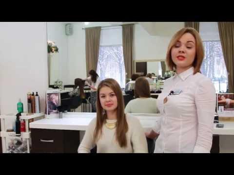 Стрижка и процедура для волос Bouffant в салоне красоты Naturel Studio