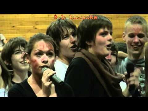 Rákóczi Gimnázium gólyaavató  2011. 9.b karaoke