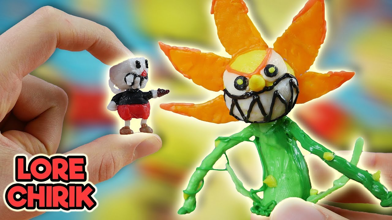 Making Cagney Carnation and Cuphead using 3D Pen simo basic