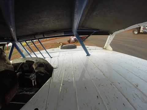 Craig Cassell In-Car Sunset Speedway Park 7-4-2014 Feature Win
