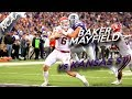 Baker Mayfield Highlights vs Kansas State // 32/41 410 Yards, 4 Total TDs // 10.21.17