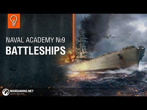 Naval Academy: Battleships
