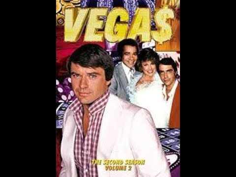 Seriado VEGAS (VEGA$) 1978-1981.