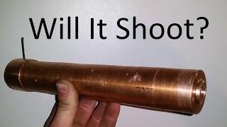 Building The Gun (cold gun part 3)