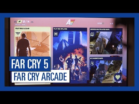 Far Cry 5: Far Cry Arcade | Ubisoft