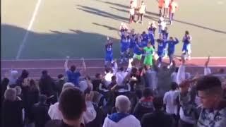 Video 242 | İzmirspor, Küçükyalı Yelkenspor'u 4-0 Mağlup Ettiği Maçta Galibiyetinin Taraftarıyla Kut