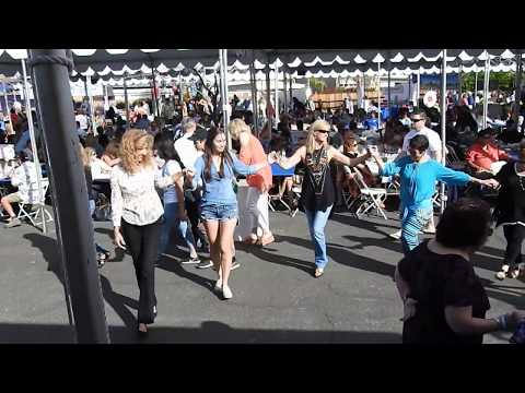 Tsamiko Dancing!! OPA