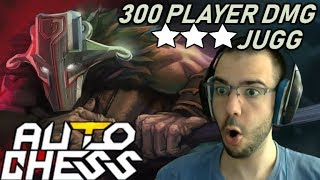 300 DMG To Players Intense Mage Transition | Dota Auto Chess Gameplay 116