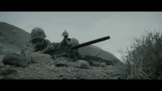 Letters From Iwo Jima. (Retreat scene).