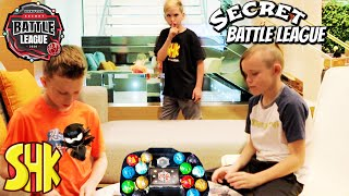 Secret Bakugan Battle! Sneaking Battle Secrets w Ninjas, Kids Fun, ZZ Kids, SuperHeroKids!