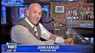 John Karalis single to smitten during the holidays
