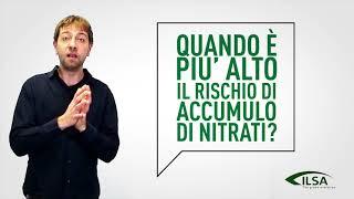 11. Si può ridurre il pericolo di nitrati nelle insalate?