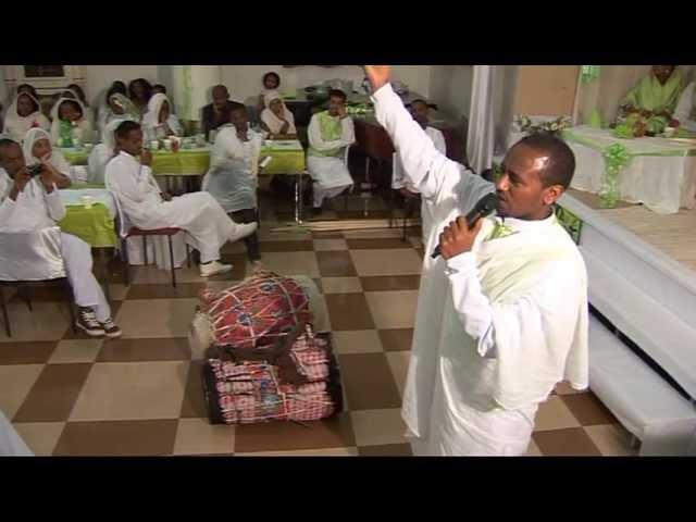 London Eritrean Orthodox Tewahdo Sibiket by Diyacon Asmelash In Finland  part 1 #1