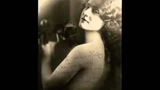 English Soprano Maggie Teyte ~ La Périchole (1932)