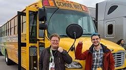 Schulbus fahren ohne Führerschein