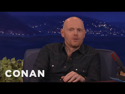 Bill Burr Thinks Celebrity Endorsements Hurt Candidates  - CONAN on TBS