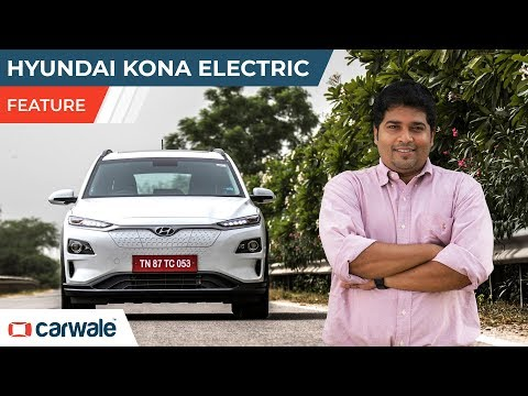 Hyundai Kona Electric | The New Normal Is Here! | CarWale