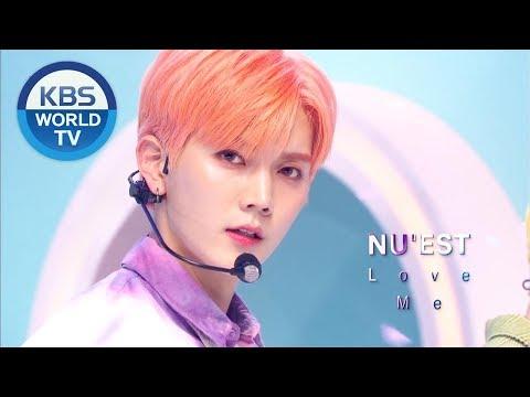 LOVE ME - NU'EST(뉴이스트) [Music Bank COMEBACK / 2019.10.25]