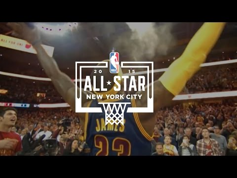 "NBA All-Star 2015 Preview - ""Rise"""