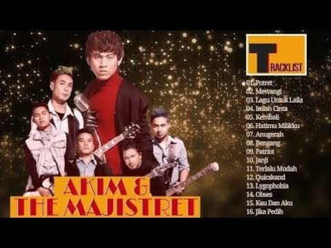 Akim & The Majistret - The Best Of Akim & The Majistret