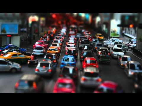 Traffic Sound effects  (10 Hours)