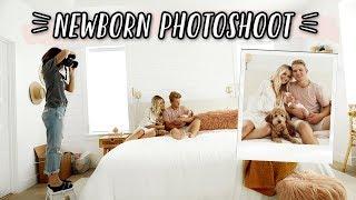 NEWBORN PHOTOSHOOT + TARGET HAUL!