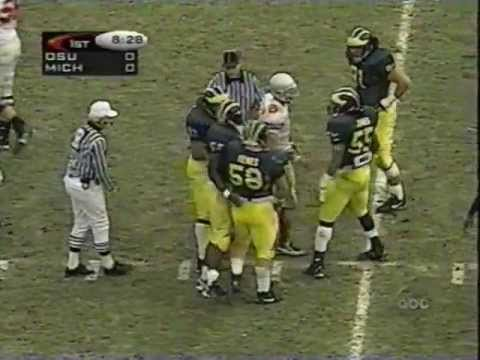 1997 Michigan Defense