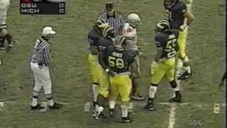 1997 Michigan Defense