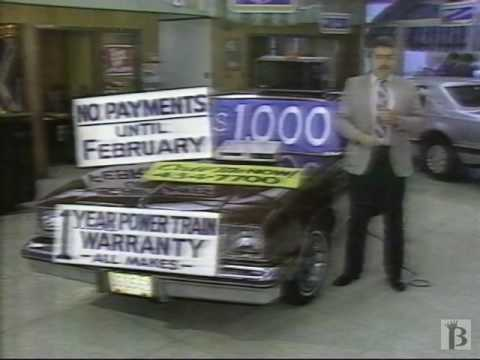Chebucto Ford Dartmouth Nova Scotia Commercial 1983
