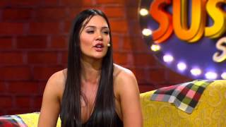 Video Lina Tejeiro en The Suso's Show (Sexta Temporada) download MP3, 3GP, MP4, WEBM, AVI, FLV April 2018
