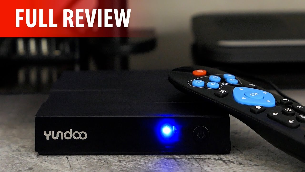 Yundoo Y8 4K RK3399 Android 6 0 1 Media Player Review! - R I P  Amlogic S912