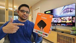 Xiaomi Mi Box 3 4K TV Streaming Player Unboxing & Interface / Gaming Demo!