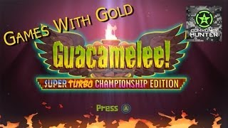 Games with Gold - Guacamelee!