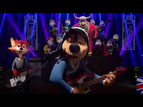 Rock Dog Glorious - Danish