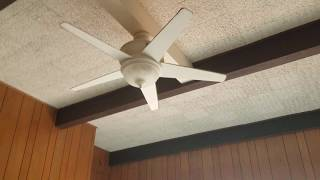 Video Tour of a 1970s era house (includes ceiling fans and vintage lighting)